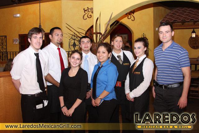 Laredos Mexican Grfill