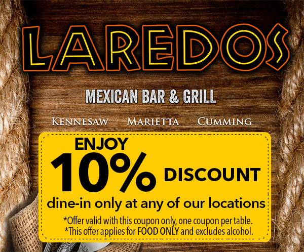 LAREDOS-COUPON