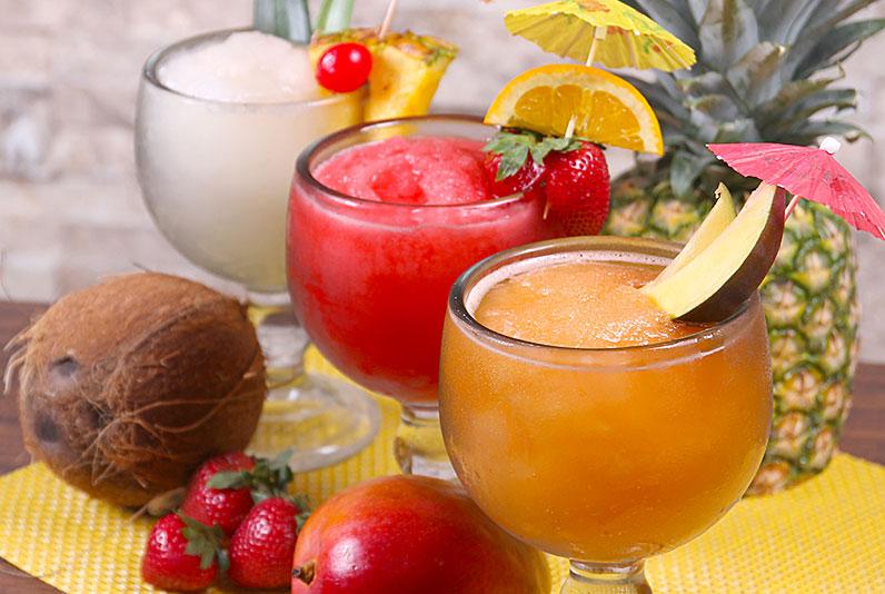 Flavored Margaritas